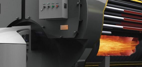 Calderas de gasoil en Instalaciones Boro
