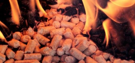 Estufas de pellets en Instalaciones Boro