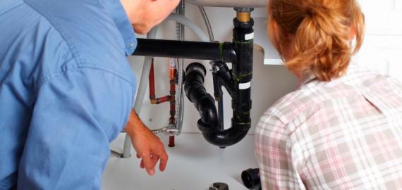 Reparaciones de fontanería en Instalaciones Boro