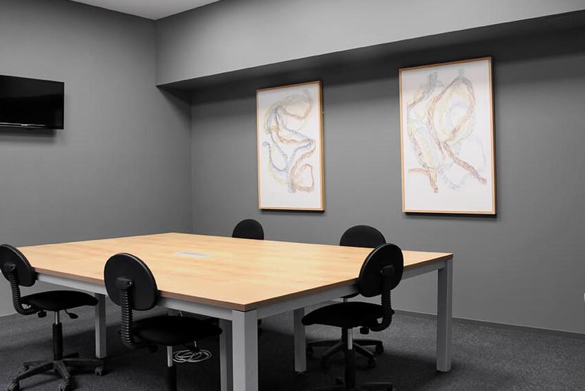 sala de reuniones Instalaciones Boro